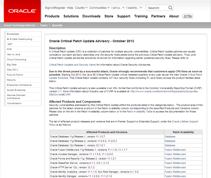 oracle_fix